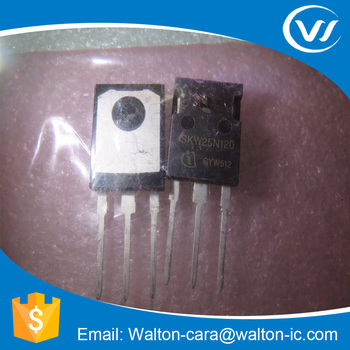 New & Original Electronic Component SKW25N120 IC Chips