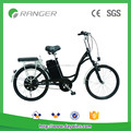 Fashionab 20'' Folding Electric Bike with Lead Acid battery
