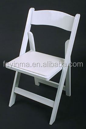 Strong quality plastic bright colored chairs