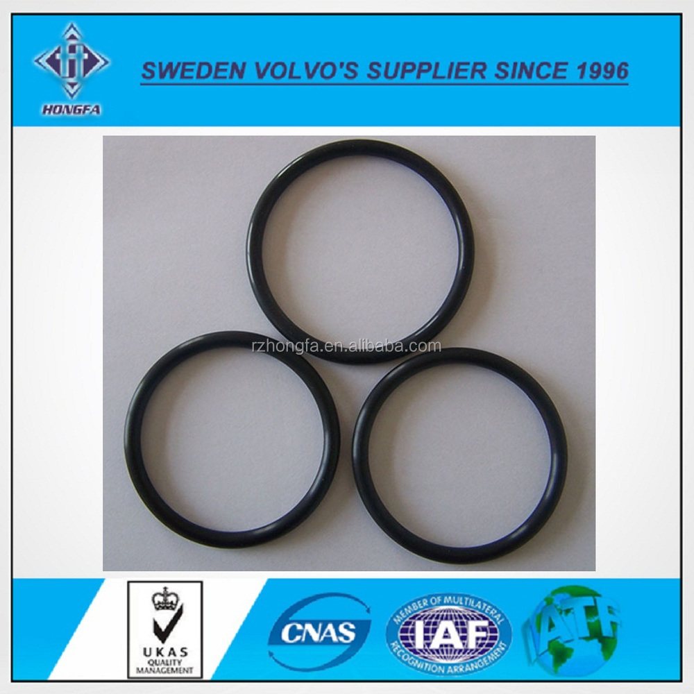 China Supplier Silicone Rubber O-ring of High Quality Competitive Price