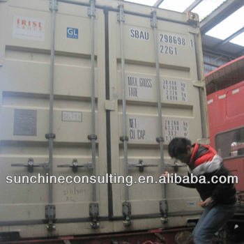 third party inspection agent in China / container loading check