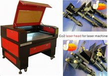 Laser head for laser cutting machine in stock