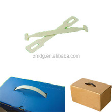 carton box plastic handle for milk carton