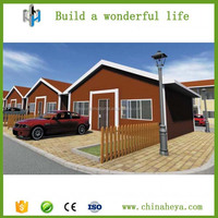 20ft 40ft container prefabricated hotel building