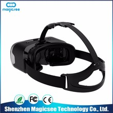 Professional Manufacturer vr shinecon 3.0 virtual reality 3d glasses vr box 2