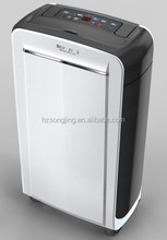 10L/D Home Use Refrigerator Dehumidifier for Sale with Water Tank with Ionizer with air purifier