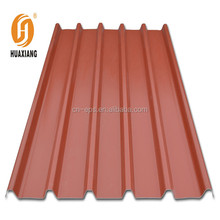 Made in china new style longer life span spanish tile roof