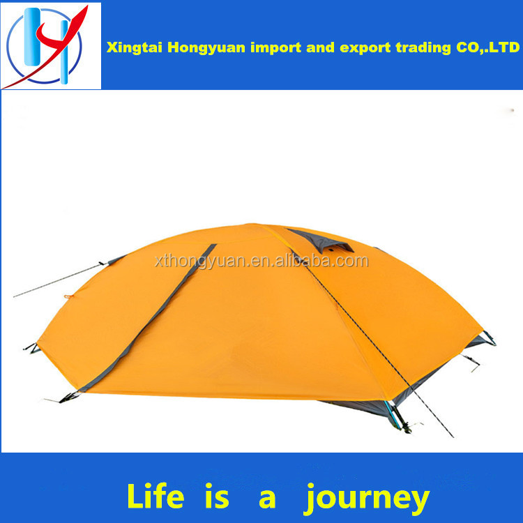 Factory direct sale roof top tent wooden pole fiberglass pole Rain shade tents Polyester outdoor tent used yurt