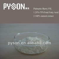 PYSON hot sale of saw palmetto powder extract