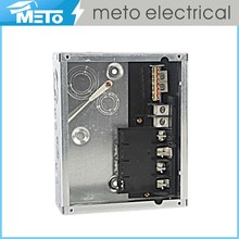 125 Amp 0.8mm thickness panel board weatherproof electrical panel cover/electrical distribution panel board