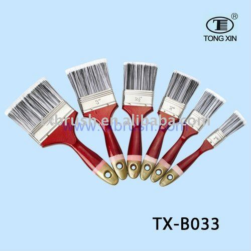 synthetic filament Paint Brush for Water Based Paint(TX-B033)