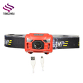 Wholesales High Power USB Charging led headlamp flashlight