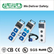 wl1805 Combined Socket Distribution Box ip67
