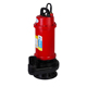 1 hp mini submersible sludge pump with cutter