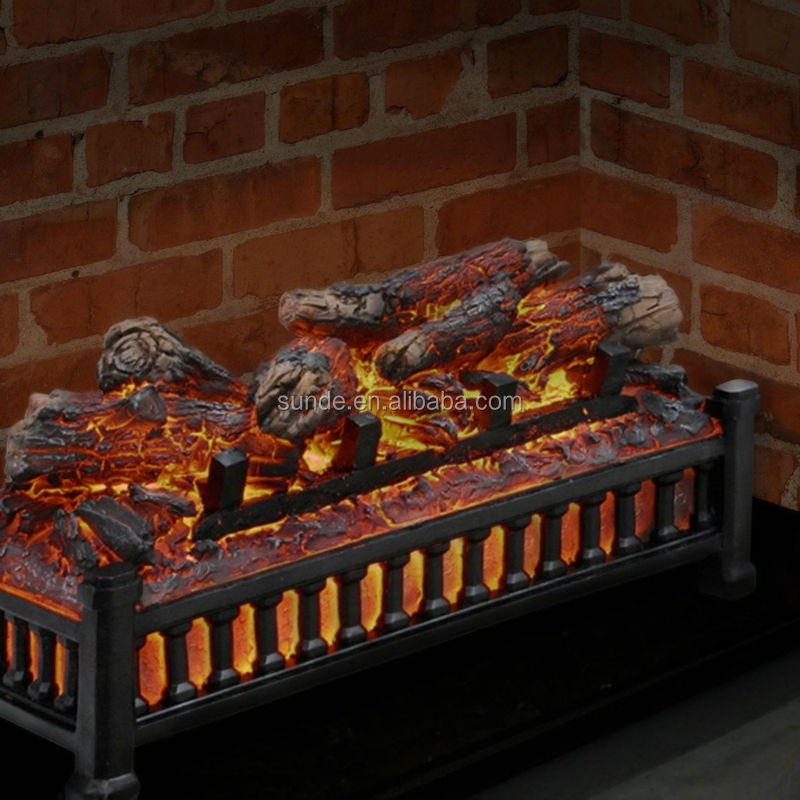 Decorative Electric Fireplace Logs Inserts With Heat Buy Decorative Electric Fireplace Logs
