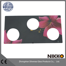 Gas stove cooktop gas stove tempered glass