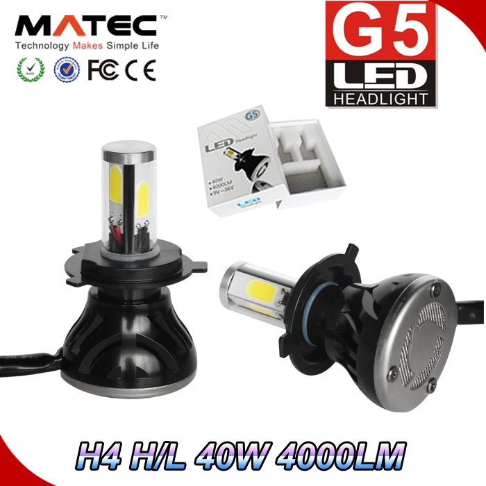 NEWEST Car LED Headlight 40w Auto <strong>Lamp</strong> H1 H4 H7 <strong>H10</strong> H13 H16 9004 9005 9006 9007 5202 H11 HB3 HB4 H3 880 881auto <strong>lamp</strong> 12v 40w led