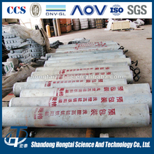 Good Quality anti-corrosion cathodic protection application high silicon cast iron anode