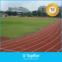 BEST Choice Synthetic Rubber Running Track