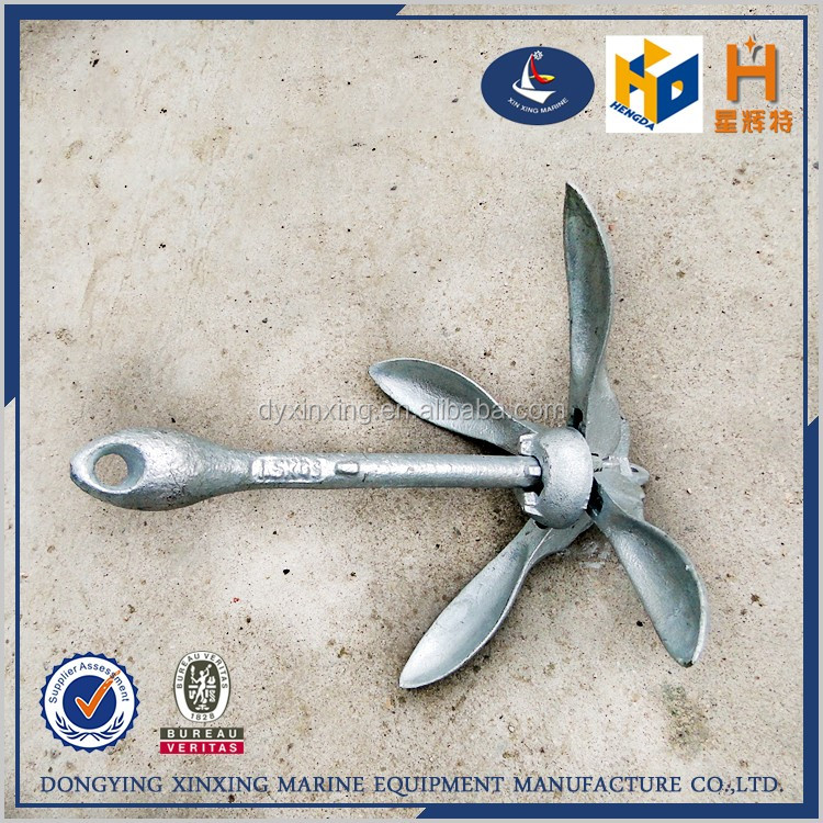 abs bv ccs ship and vessel marine folding anchor for sale
