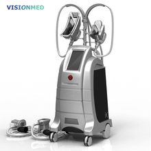 Hot sale 800VA cryolipolysis cool fat removal body shaping machine