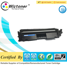 Black Toner CF217A 17A Cartridges compatible for HP LaserJet Pro M102, M130fn, M130fw, M130nw