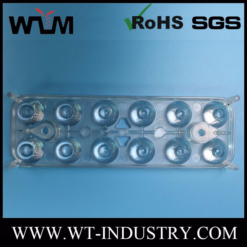 Custom Good Quality Plastic Engineer Brake Lamp