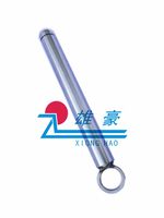 customized piston rod for hand hydraulic carrier