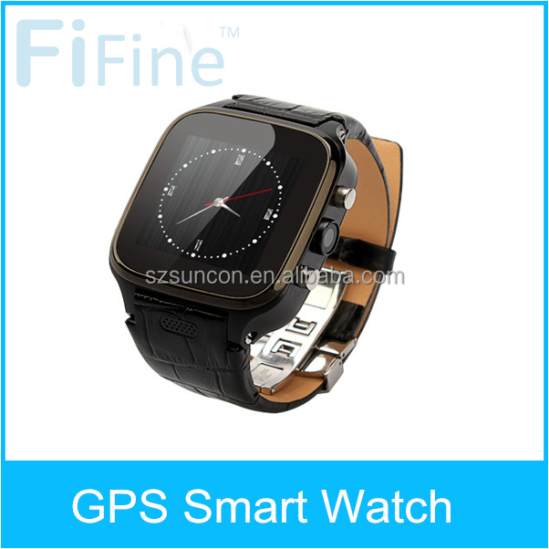 "W9 1.54"" Touch Screen Smart wrist phones Women Men Sports Smartwatch For Samsung LG Android Smartphone 3M"