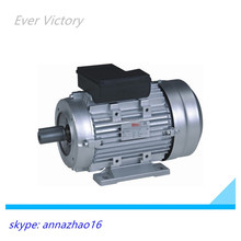 220v electric motor 2800 rpm 1hp single phase motor