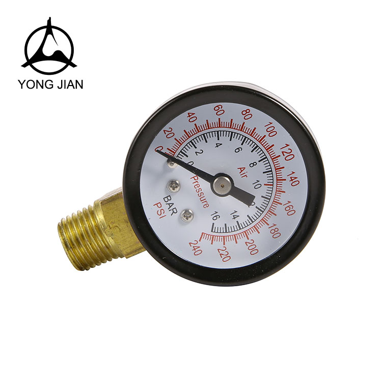 Guaranteed quality low price ammonia gas pressure gauge