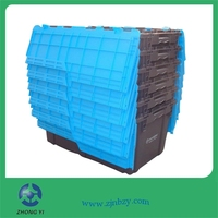 Plastic Box with Lock and Key 73L ZYDS-6843/32