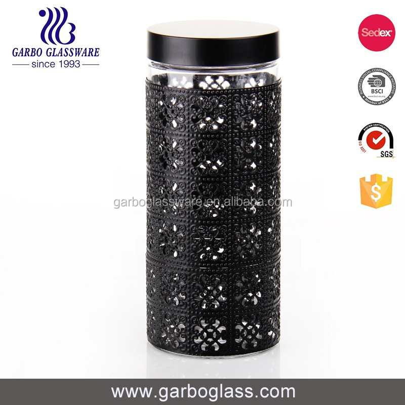 Hot Selling Useful cookie jar glass