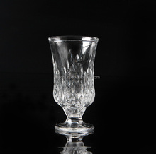 Wholesale excellent quality clear industries bohemia crystal glassware