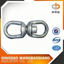 China Product Galvanized Eye And Eye Lifting Chain Swivels G-402 Swivel