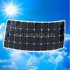 thine film 220W 38V charge for solar baterry carvan car with Solar PV DC junction boxes