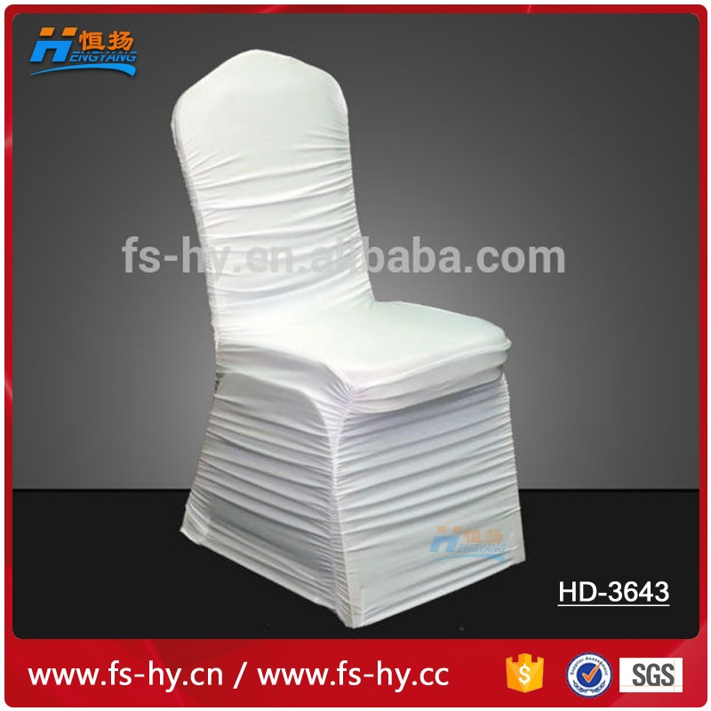 wholesale durable cheap christmas stretchable wedding banquet chair covers for sale HD-3643
