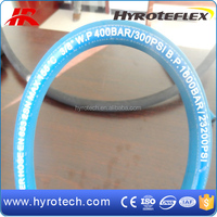 Factory sale sae 100 hydraulic hose with brand name