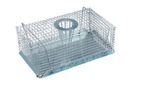 Top Hole Metal Rat Trap, Wire Mesh Multi Catch Mouse Rat Cage JL-2011