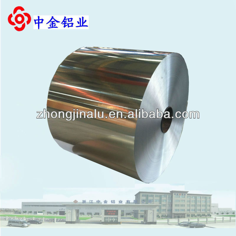 Aluminium foil for ps base plate foil