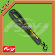 Hand-held metal detector detector station security staff frisker jewelry detector