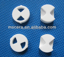 Customized Grind Alumina Ceramic Disc/Plate