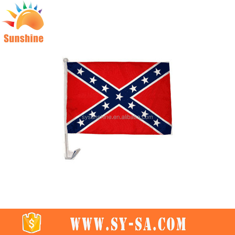 Design car flags - Chinese Style Custom Design Digital Printing Decorative Attractive Roadside Double Sides Texitle Knitted Polyester Car Flag