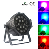 4in1 rbgw 18*10w zoom function 32bit dimming dmx par 64 led light