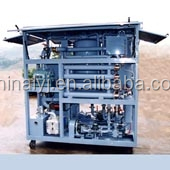 ctbu brand Model JY hydraulic oil dehydrating machine