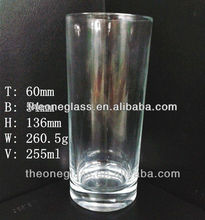 talk drinking glass