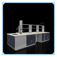 Best Chinese lab bench supplier!!! Lab furniture use in school college university good sale chemical lab furniture bench