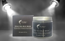 Private Label Organic Dead Sea Mud Mask Natural Whitening Facial Mud Mask