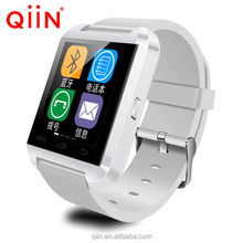 2016 China manufacture Bluetooth Smart u watch u8