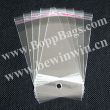 Charming High Transparent Definition Recycled Dry Cleaning Packing BOPP OPP Plastic Bags